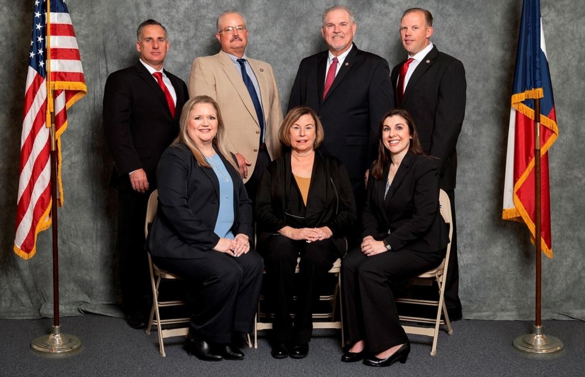Group photo of SRA Executive Staff