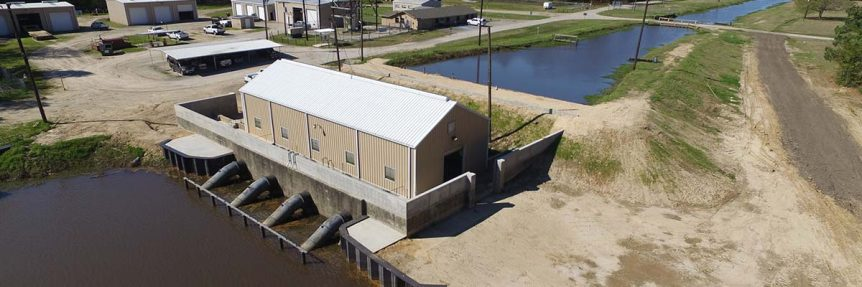 Gulf Coast Pump Station